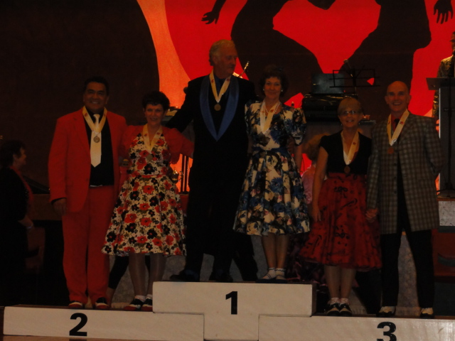 Senior Nationals 2011